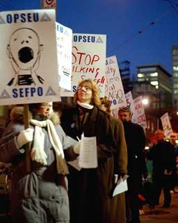 Ontario strikers