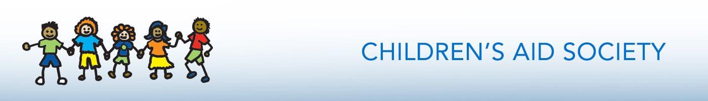 Children's Aid Society banner