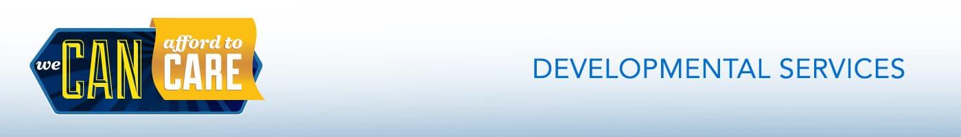 OPSEU Developmental Services banner