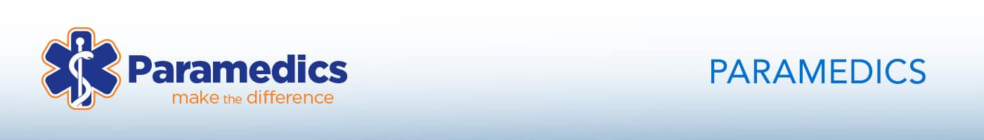 OPSEU/SEFPO paramedics logo