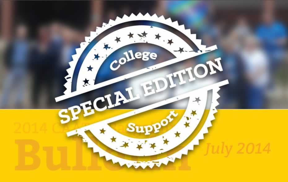 College Support: Special Edition badge