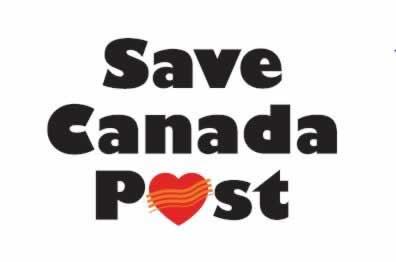 Save Canada Post Icon