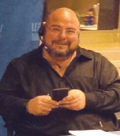 OPSEU vice-president Eduardo Almeida