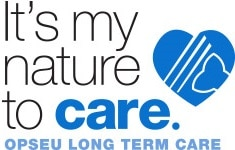 It's my nature to care. OPSEU Long Term Care