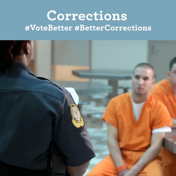 Corrections. Vote Better. Better Corrections.