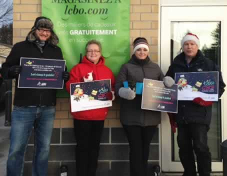 OPSEU members protest in Thunder Bay