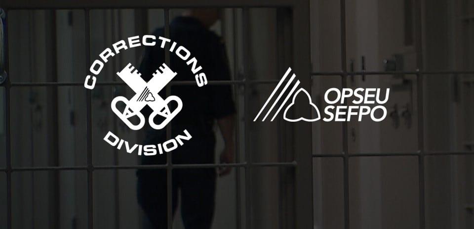 OPSEU Corrections Division