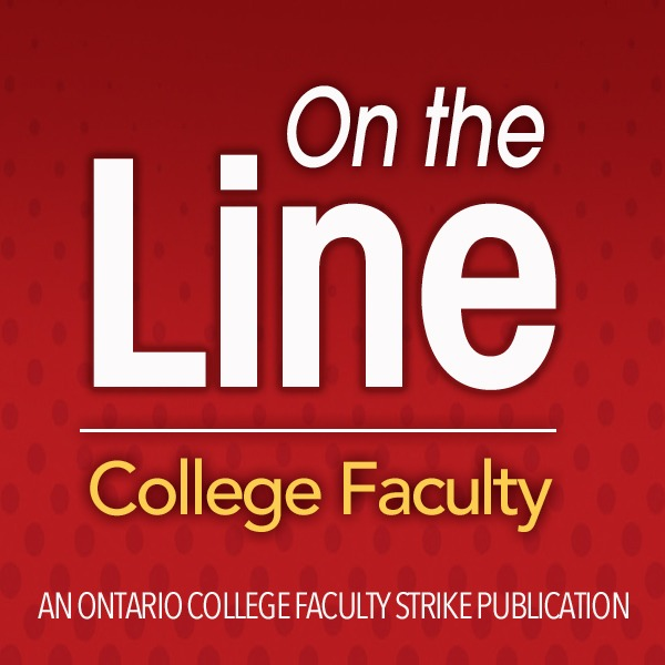 On the Line: College Faculty