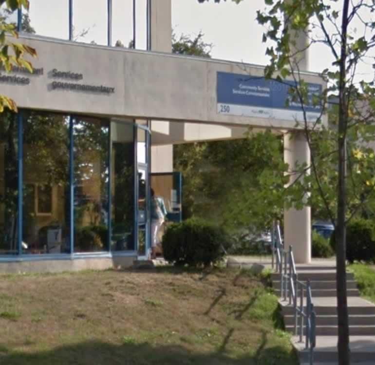 Niagara Peninsula Conservation Authority building