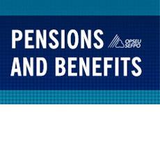 OPSEU Pensions and Benefits Logo