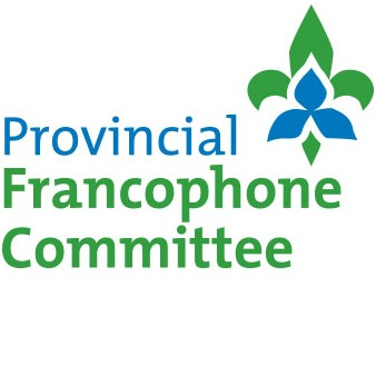Provincial Francophone Committee Logo
