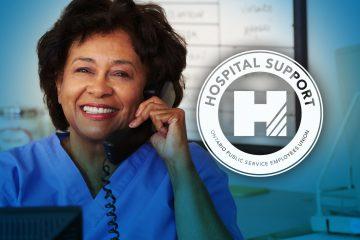 Hospital Support Newsletter – Autumn 2019