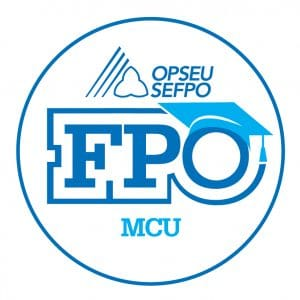 French round MCU logo
