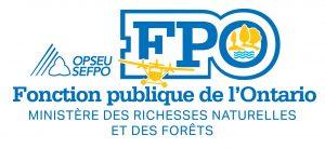 French MNRF logo