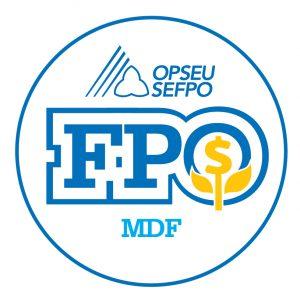 French round MFA logo