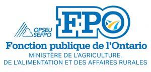 French OMAFRA logo