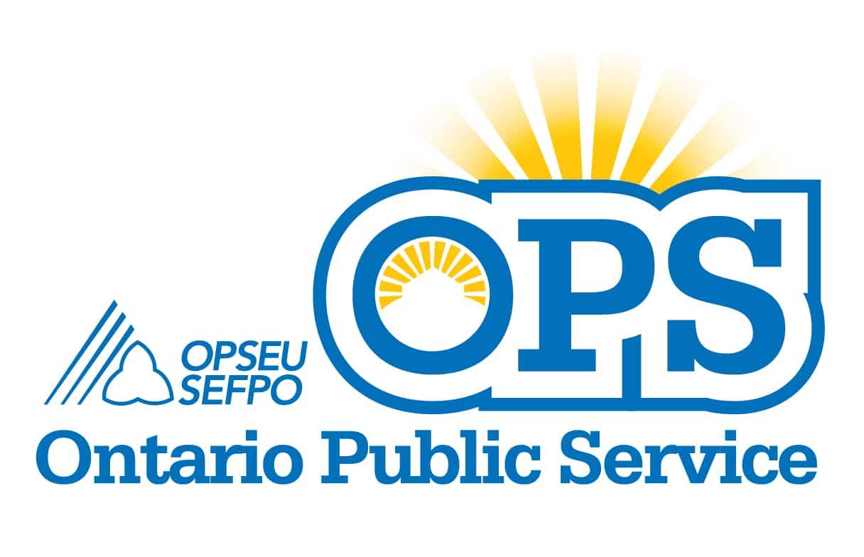 OPSEU Ontario Public Service logo