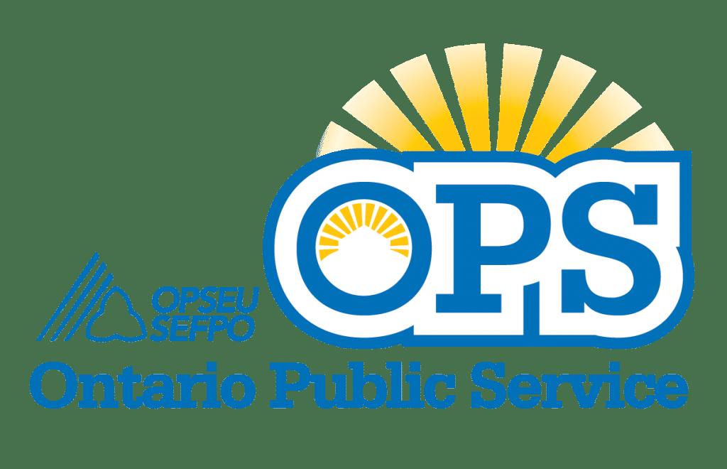Ontario Public Service Logo