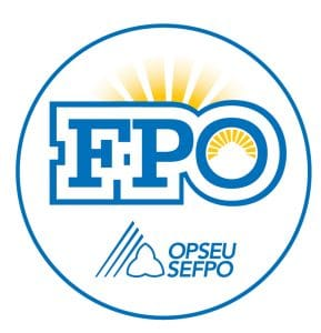 French round OPS logo