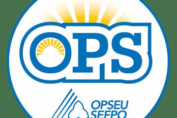 OPS Round Logo