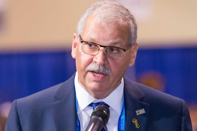 Warren Thomas OPSEU/SEFPO President