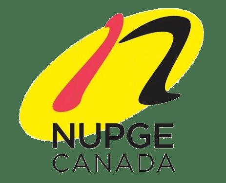Nupge Canada Logo