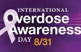 International Overdose Awareness Day