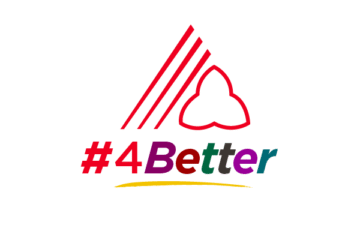 OPSEU/SEFPO logo above hashtage #4Better
