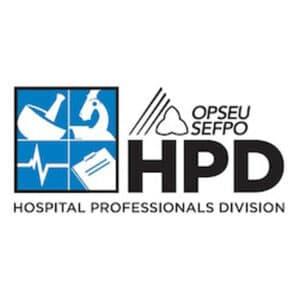OPSEU/SEFPO Hospital Professionals Division
