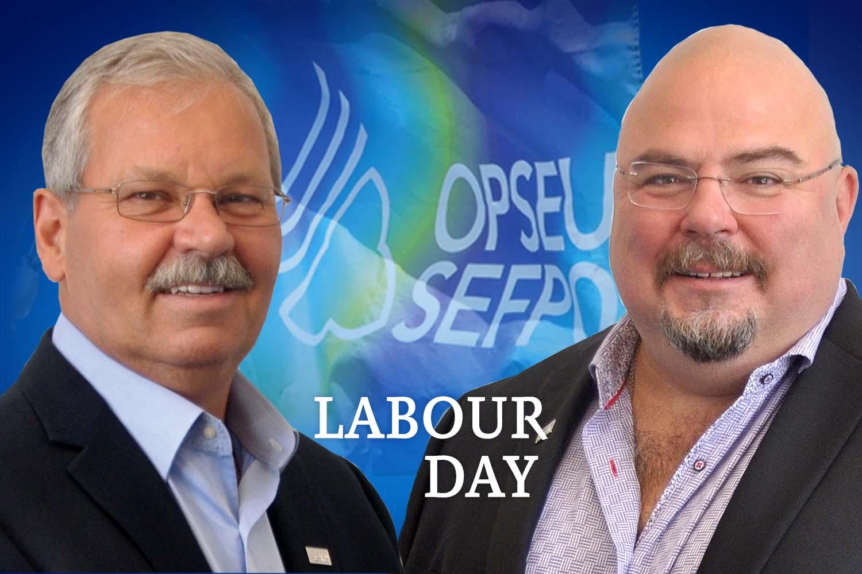 OPSEU SEFPO Labour Day